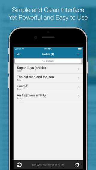 تطبيق Simple Notes لتسجيل الملاحظات بمزايا احترافية وواجهة بسيطة