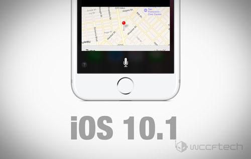 آبل تطلق تحديث كبير iOS 10.1 لإصلاح عدد كبير من المشاكل !