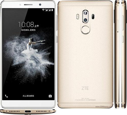 الإعلان رسميا عن هاتف ZTE Axon 7 Max بشاشة كبيرة