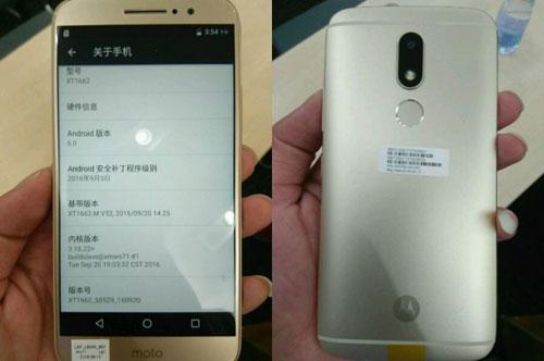 تسريب صور هاتف Moto M مرة أخرى بمواصفات جيدة