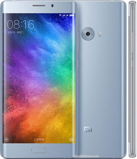 الكشف رسميا عن هاتف Xiaomi Mi Note 2 مع شاشة منحنية الأطراف