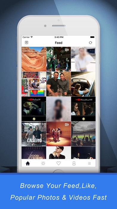 تطبيق InstaSaver لتنزيل الصور والفيديو من انستغرام على جهازك