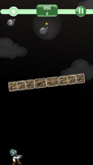 لعبة Zomboom لمحبي ألعاب الزومبي - تحديات كثيرة مسلية
