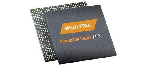 اخر اخبار اندرويد : شركة ميدياتيك تكشف عن معالجها الجديد Helio P15، تعرفوا عليه