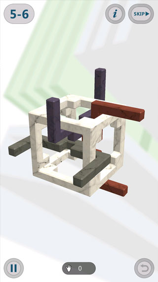 لعبة Interlocked لمحبي ألعاب الألغاز والذكاء
