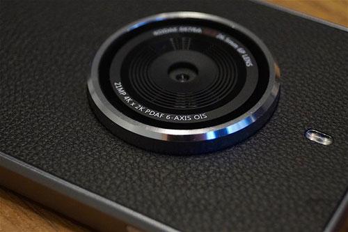هاتف Kodak Ektra