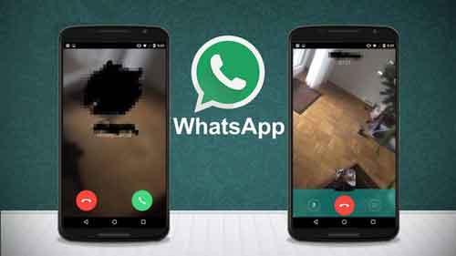 أخيراً - واتس آب الآن يدعم مكالمات الفيديو !