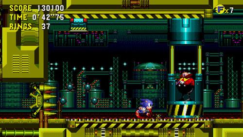 لعبة Sonic CD المميزة تعود من جديد للأيفون