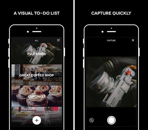 تطبيق NINE لتذكر الأحداث المهمة عن طريق الصور