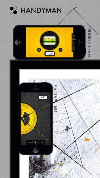 تطبيق Handy Tools للحصول على أدوات هندسية مميزة