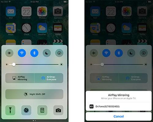 برنامج Dr.Fone - iOS Screen Recorder