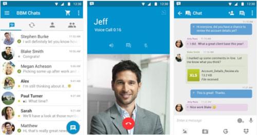 تحديث تطبيق BBM للدردشة بمزايا إضافية مهمة