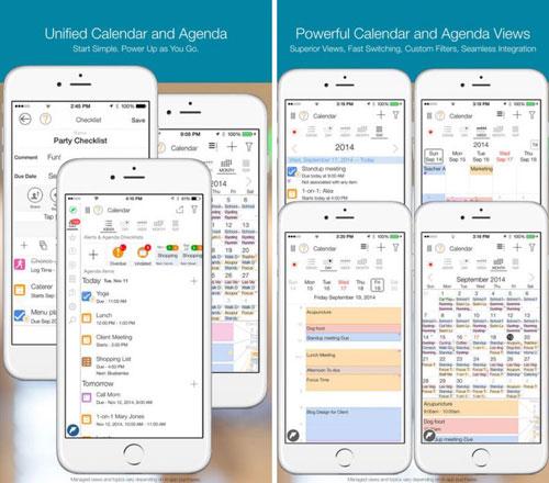 تطبيق My.Agenda لإدارة أعمالك بدقة