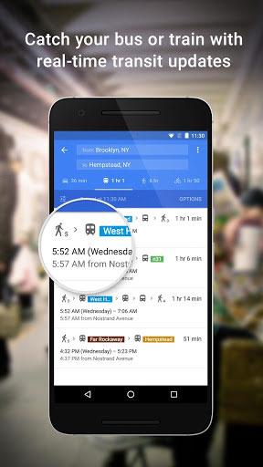 جوجل تقوم بتحديث تطبيق الخرائط لدعم الأوامر الصوتية أثناء القيادة