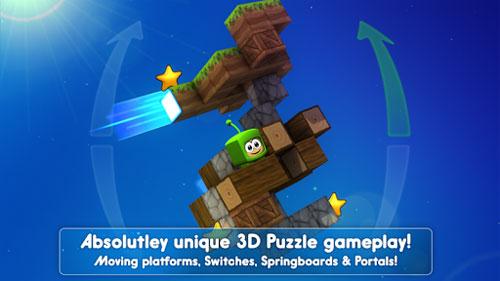 لعبة Twisty Planets Space Puzzle مليئة بالألغاز والتحديات