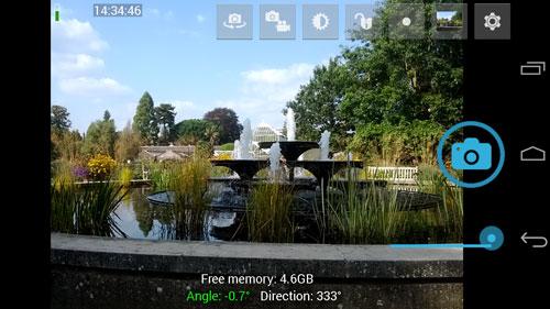 تطبيق Open Camera للتصوير الاحترافي بمزايا كثيرة