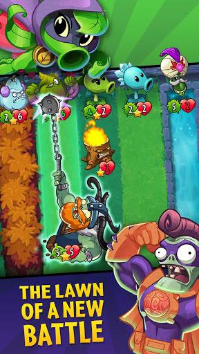 لعبة Plants vs. Zombies™ Heroes - حرب النباتات والزومبي من جديد