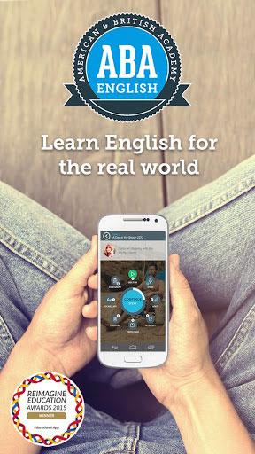 تطبيق ABA English لتعليم الإنجليزية بطريقة تفاعلية