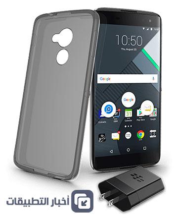 اخر اخبار اندرويد : الإعلان رسمياً عن هاتف BlackBerry DTEK60 بنظام الأندرويد – المواصفات ، و السعر !