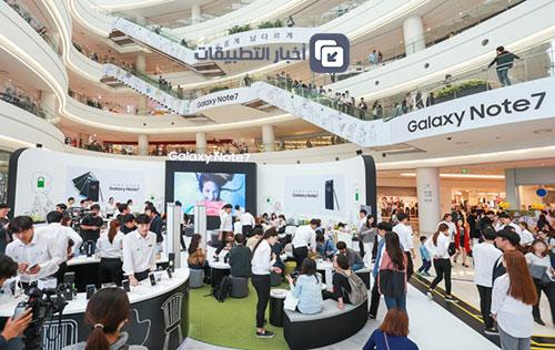 إعادة إطلاق هاتف Galaxy Note 7 في الأسواق العالمية - هل تنوي شراءه ؟!