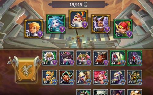 النسخة العربية من اللعبة العالمية Lords Mobile متوفرة اليوم رسميا