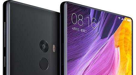 Photo of رسميا: Xiaomi Mi Mix أول هاتف ذكي بشاشة دون حافة