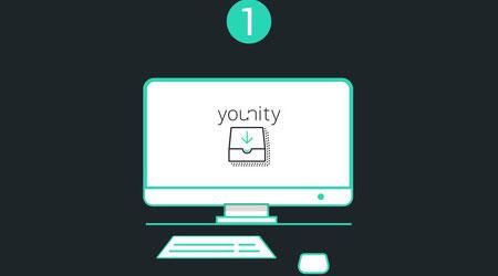 صورة تذكير ببرنامج younity – جميع محتويات حاسوبك بين يديك – للأيفون والأندرويد – مميز جدا