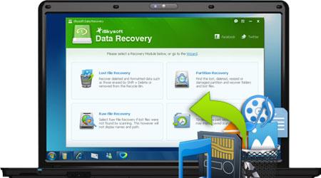 صورة برنامج iSkysoft Data Recovery – استرجع ملفاتك المحذوفة بسهولة وسرعة