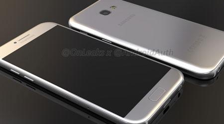 صورة هاتف Galaxy A5 نسخة 2016 يبدأ بالحصول على أندرويد 7.0