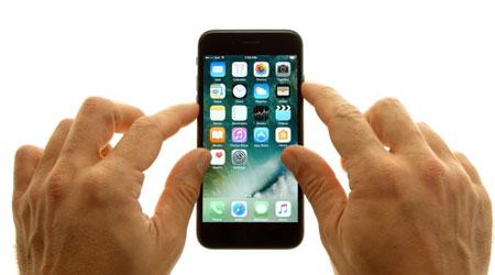 تلميحة: كيفية إعادة تشغيل أجهزة الأيفون 7 و 7 بلس