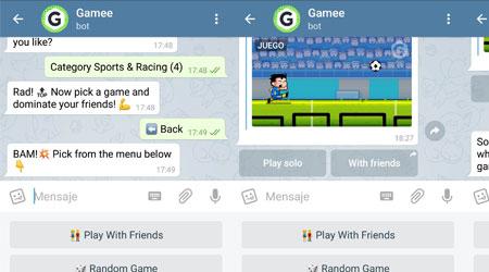 Photo of تحديث تطبيق Telegram لدعم تشغيل الألعاب مباشرة أثناء الدردشة