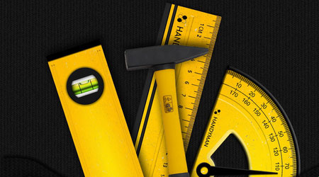 Photo of تطبيق Handy Tools for DIY – أربع أدوات قياس للاستخدام المنزلي مفيدة عملية ومهمة، مجانا