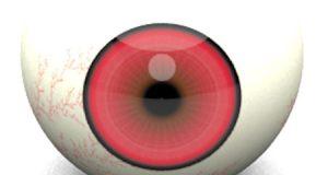 تطبيق True Red Eye Remover HD لحذف العيون الحمراء