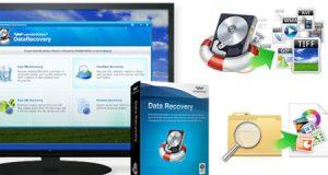 برنامج Wondershare Data Recovery لاستعادة الملفات المحذوفة - مطلوب جدا ومميز