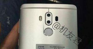 جهاز ZTE Axon 7 Max قادم مع كاميرا مزدوجة