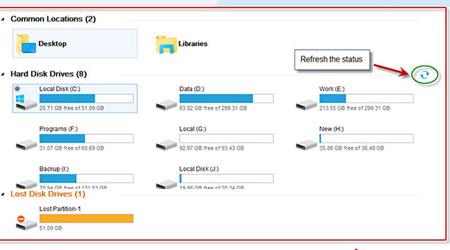 برنامج EaseUS Data Recovery لاسترجاع الملفات المحذوفة - مفاتيح تفعيل وهدايا
