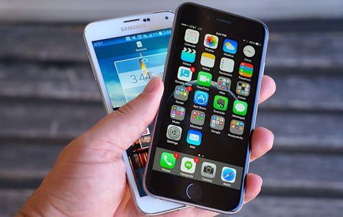 دراسة: شخصية مستخدمي الأندرويد أفضل من مستخدمي الأيفون !