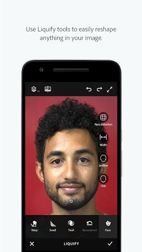 تطبيق Adobe Photoshop Fix لتعديل وتحرير الصور باحترافية