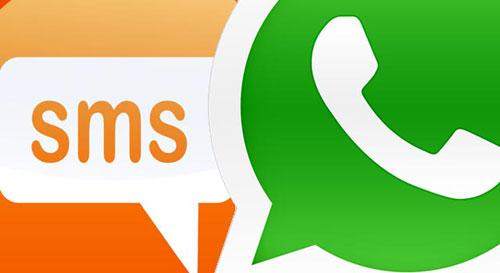 انتهى عهد SMS مع تطبيقات الدردشة والمحادثة - ما رأيكم ؟