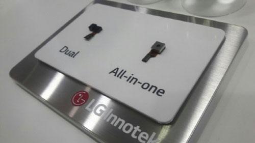 شركة LG أيضا ستقوم بتوفير تقنية التعرف على قزحية العين قريبا