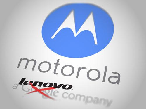 لينوفو ستعتمد فقط على علامة Moto مستقبلا