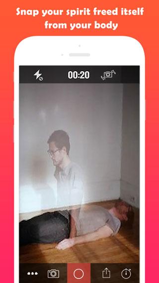 تحديث تطبيق Ghost Lens Pro لمونتاج فيديو وصور مرعبة بمؤثرات رائعة