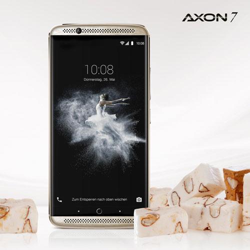 شركة ZTE تؤكد: هاتف Axon 7 سيحصل على أندرويد 7.0 في بداية العام