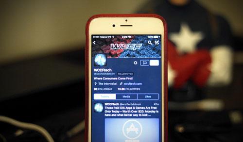 أداة NightOwl لتفعيل الوضع الليلي لتطبيق تويتر تلقائياً