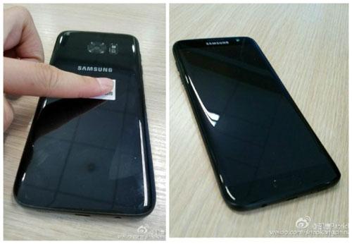 سامسونج ستقوم بإطلاق هاتف Galaxy S7 باللون الأسود اللامع