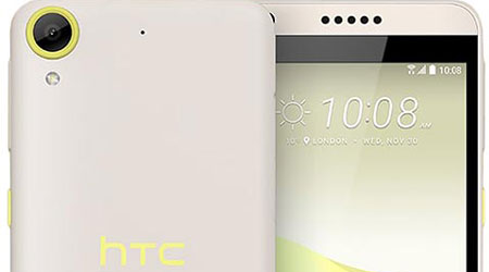الإعلان رسميا عن هاتف HTC Desire 650 بمواصفات متوسطة