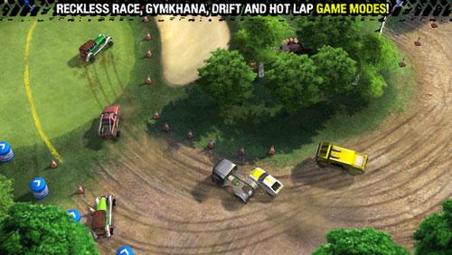 لعبة Reckless Racing 3 لمحبي سباق السيارات الممتعة