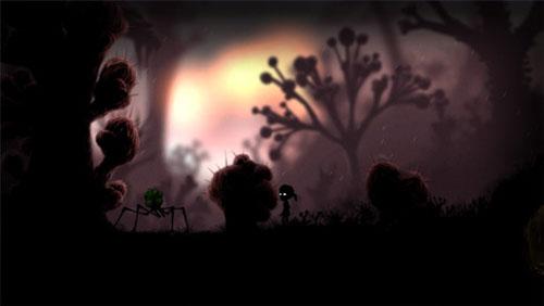 لعبة OddPlanet لمحبي ألعاب الظلام