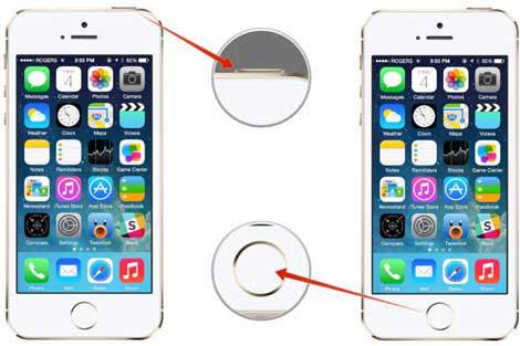 طريقة إعادة تشغيل الأيفون والآيباد يدويا