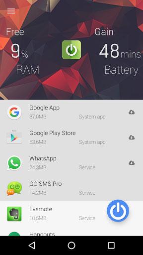 تطبيق App Hibernator لإدارة التطبيقات المفتوحة وحفظ الذاكرة